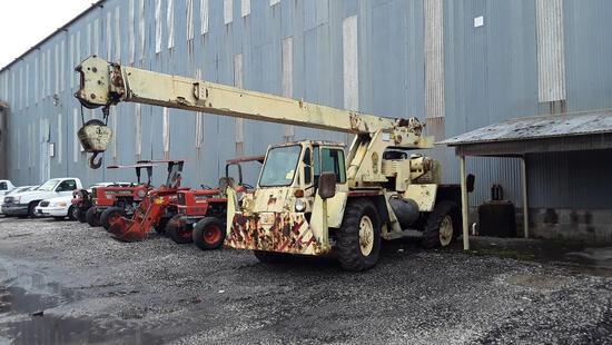 1979 Grove RT48MC Crane: SER# 42408