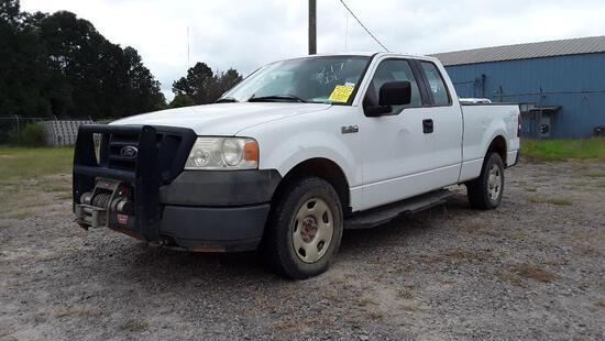 2005 Ford F-150 Pickup Truck, VIN # 1FTPX14555NB30940