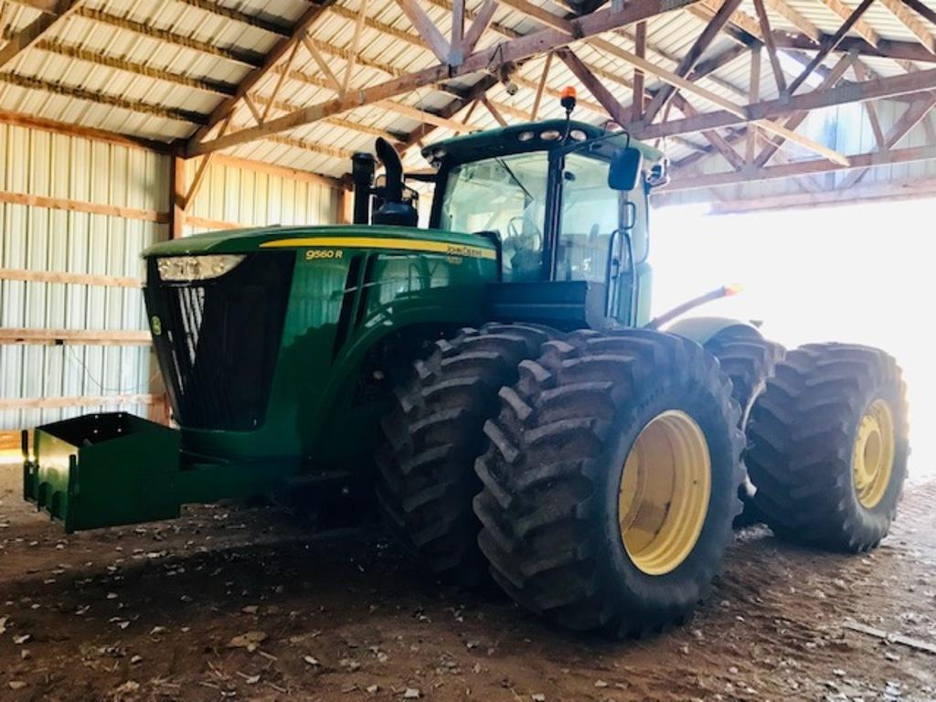 Olson Retirement Farm Machinery Auction