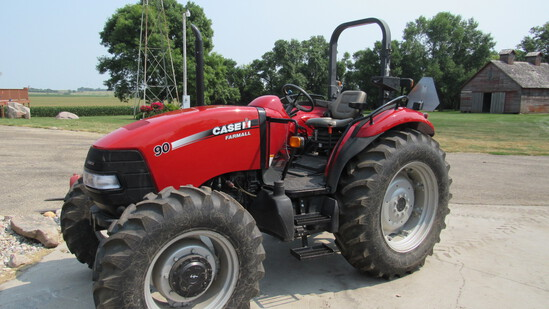 2008 Case IH 90 Tractor