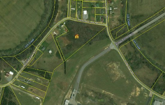 SALE 4G - Approx. 5.5 Acres Unimproved Land