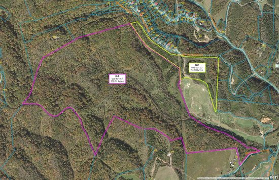 175.83 Acre Development Tract