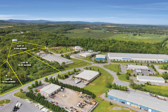 Lot 14 Stonewall Industrial Park