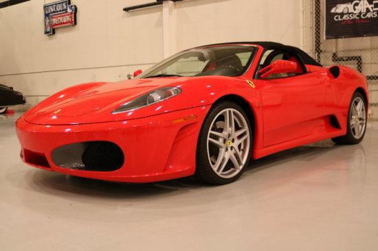 2006 Ferrari F430 USA Spyder