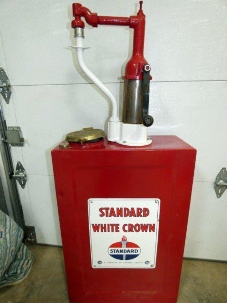 Crown Oil Pump