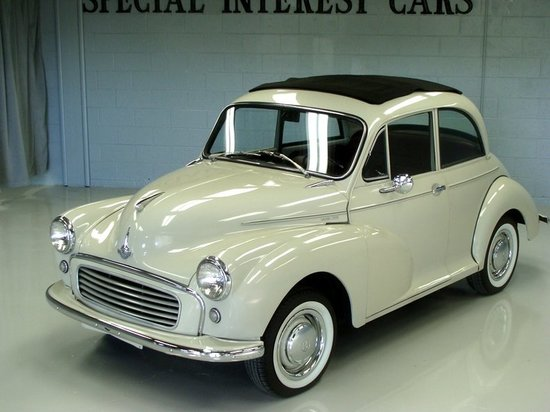 1959 Morris Minor 1000   Collector Cars Classic & Vintage
