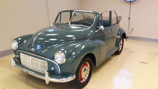 1952 Morris Minor Tourer Convertible