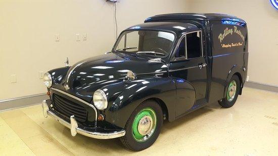1965 Morris Minor 6CWT Van
