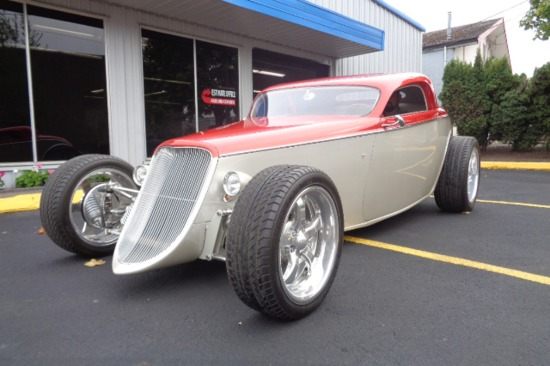 1933 Ford Speedster Custom Coupe