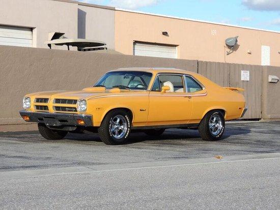 1972 Pontiac Ventura Skyroof
