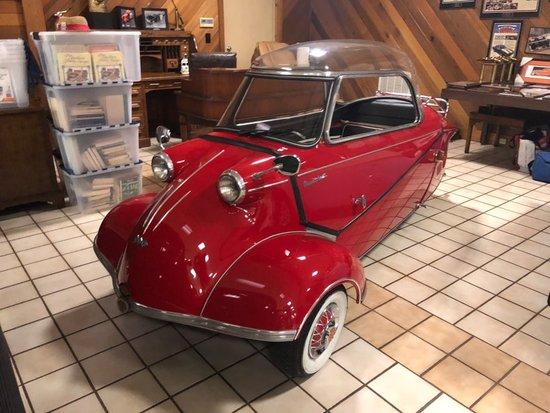 1960 Messerschmitt Convertible
