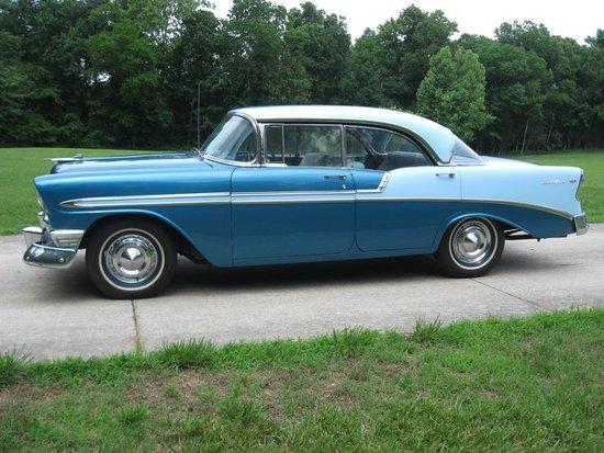 1956 Chevrolet Bel Air Sport Sedan