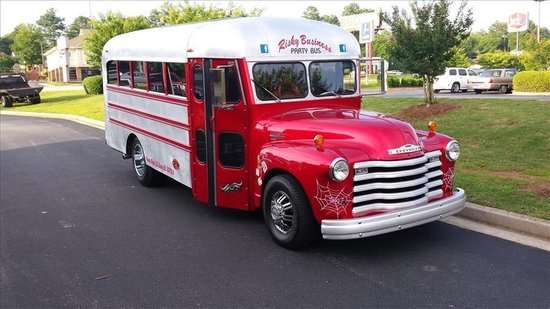 1947 Chevrolet Custom Party Bus