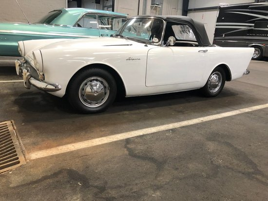 1961 Sunbeam Alpine