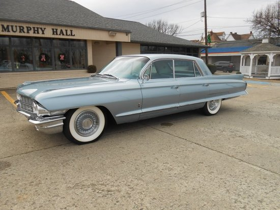 1962 Cadillac Fleetwood Sixty Special