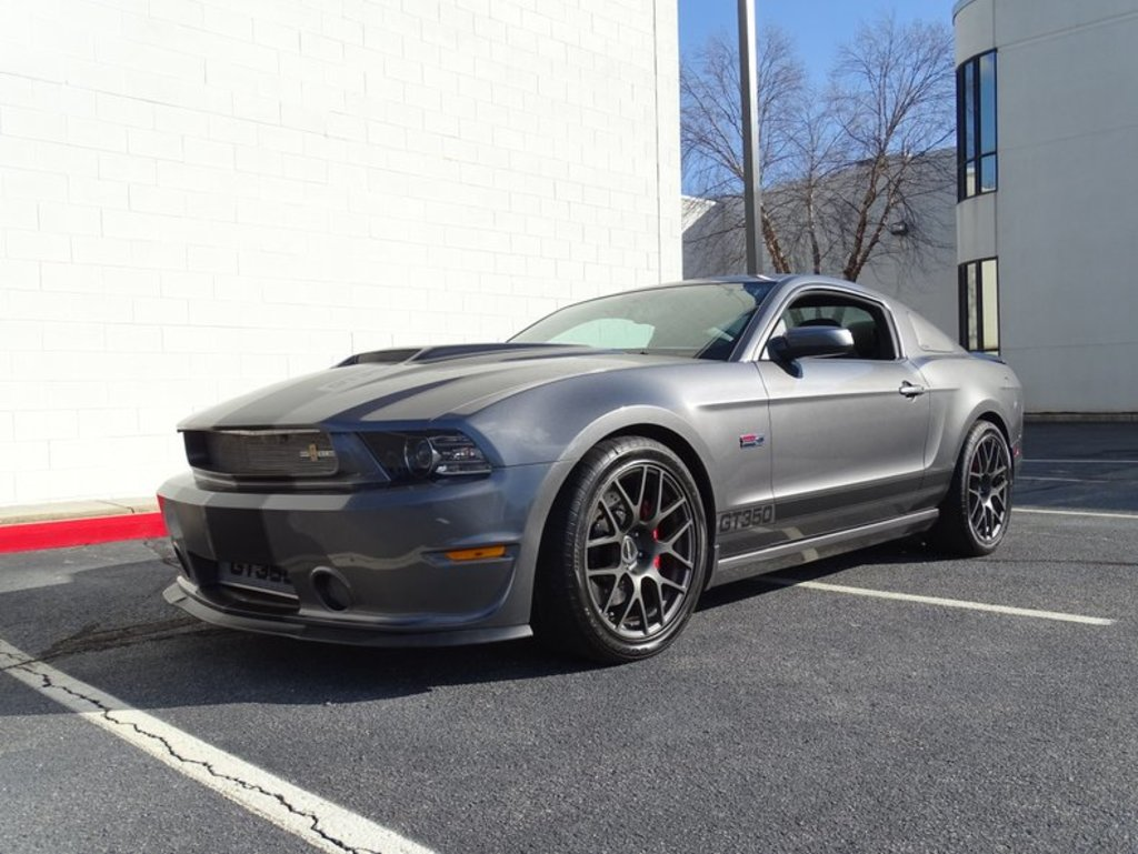 2014 Ford Mustang GT 350
