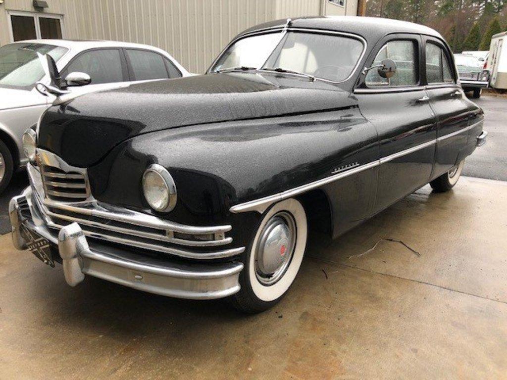1950 Packard Touring Eight
