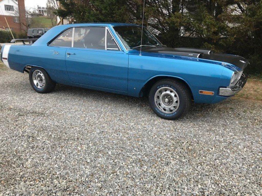 1970 Dodge Dart Swinger 340