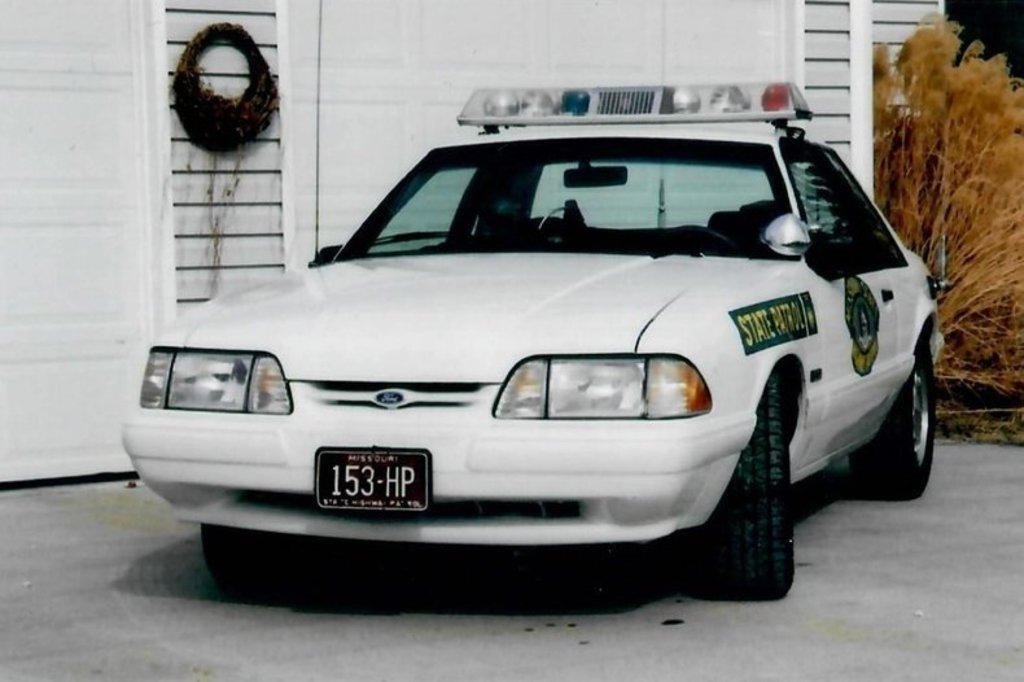 1993 Ford Mustang LX-SSP