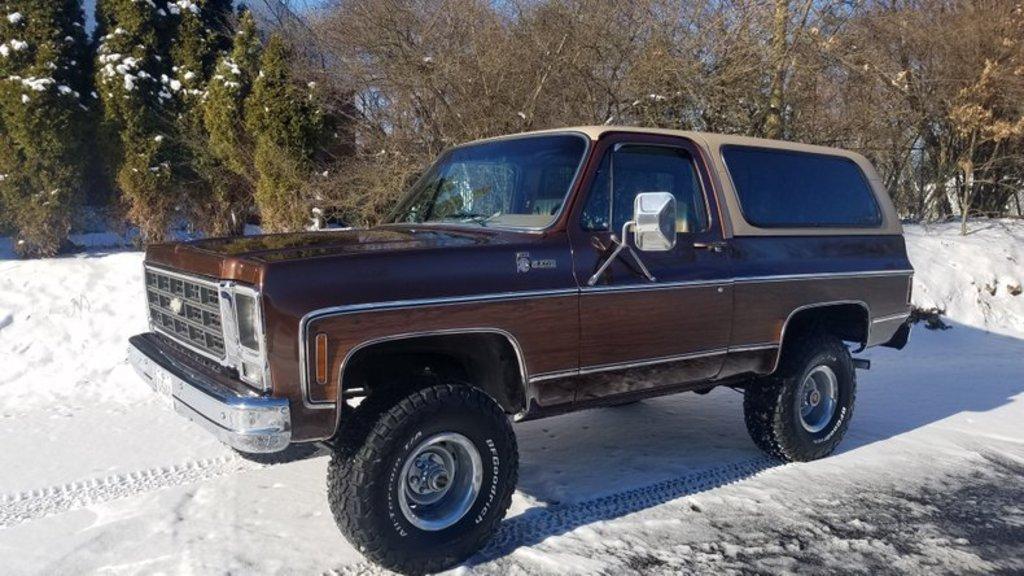 1979 Chevrolet K5 Blazer