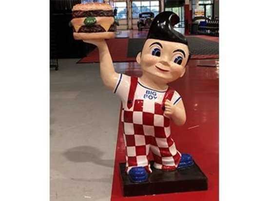 Big Boy Statue (small)