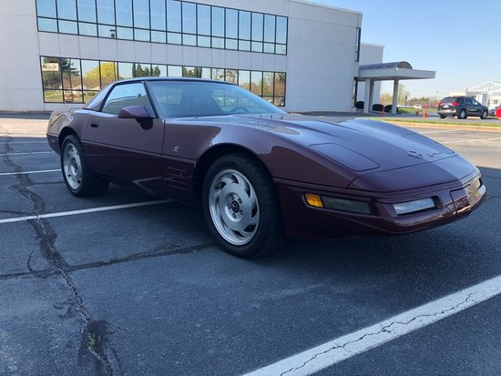 1993 Chevrolet Corvette 40th Anniversary Edition