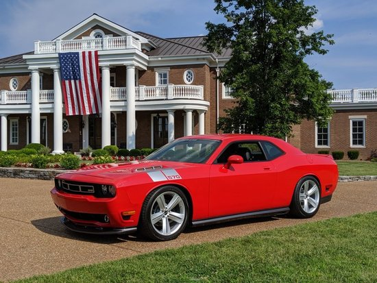 2010 Dodge Challenger Saleen
