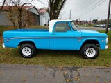 1971 Dodge W100 Power Wagon