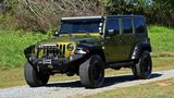 2007 Jeep Wrangler Unlimited HEMI