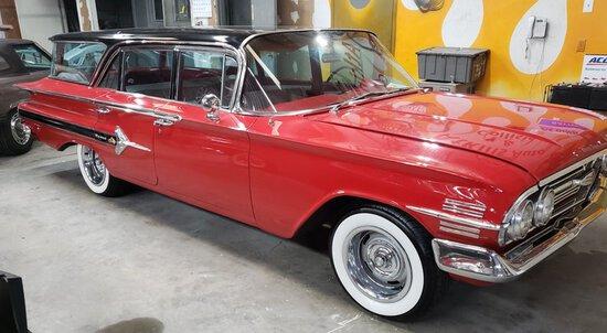 1960 Chevrolet Impala Nomad