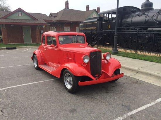 1933 Chevrolet Eagle 5 Window Coupe
