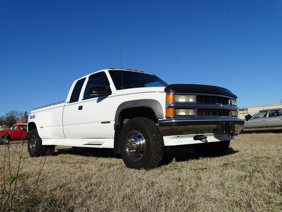 1996 Chevrolet Cheyenne 3500