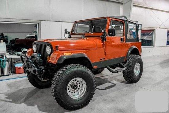 1986 American Motors Jeep CJ7