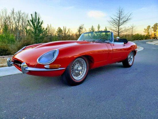 1965 Jaguar XKE