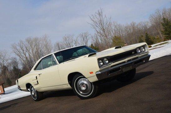 1969 Dodge Coronet HEMI Super Bee