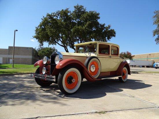 1929 Packard Series 633