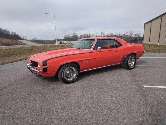 1969 Chevrolet Camaro SS X22