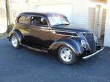 1937 Ford 2 Door Slantback