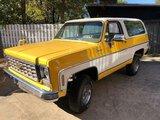 1975 Chevrolet K5 Blazer Cheyenne