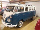 1965 Volkswagen 21 Window Bus