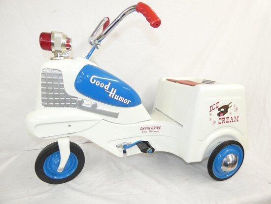 1959 Murray Ice Cream Pedal Truck