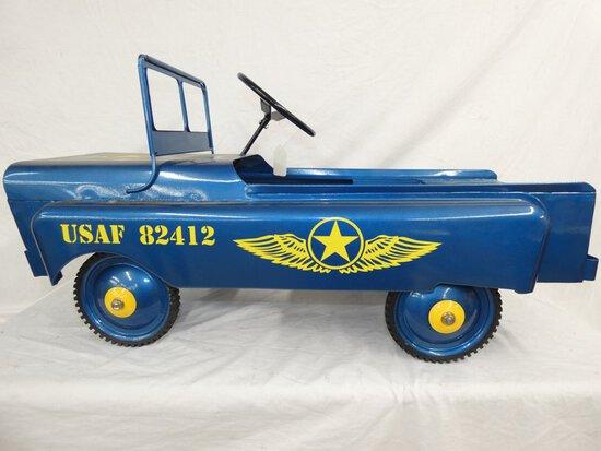 1961 Garton Air Force Pedal Jeep