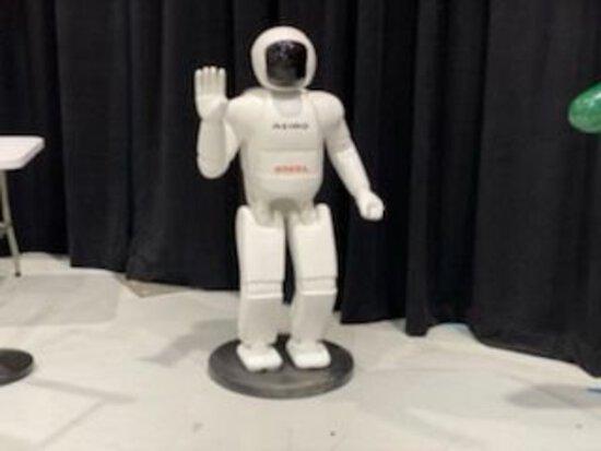 Honda Azimo Robot Statue