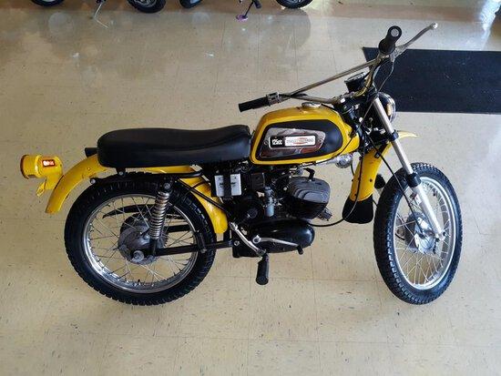 1971 Harley Davidson Rapido
