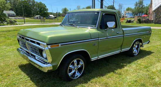 1976 Ford Pickup