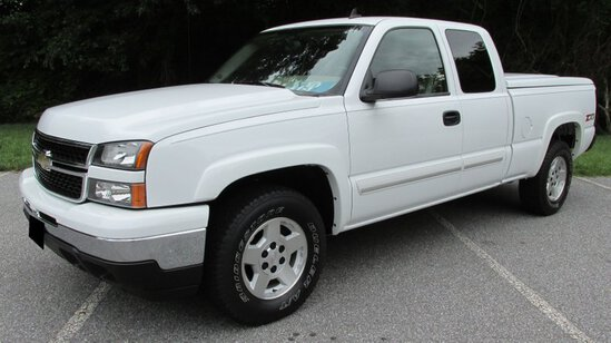 2007 Chevrolet Silverado LT