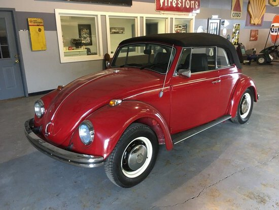 1968 Volkswagen Convertible