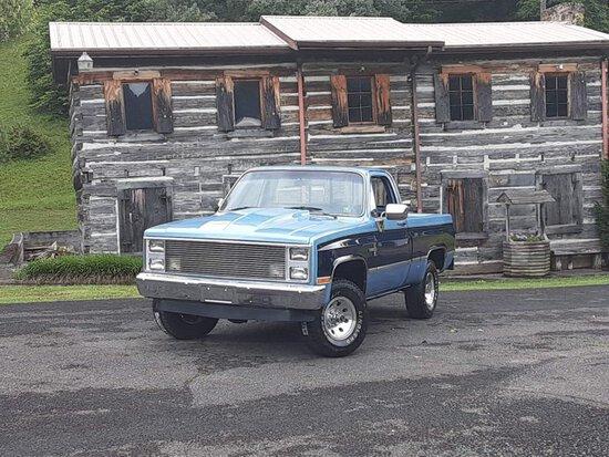 1986 Chevrolet K10 Silverado