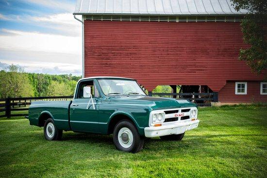 1967 GMC Pickup