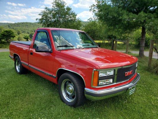 1993 GMC 1500 SLE
